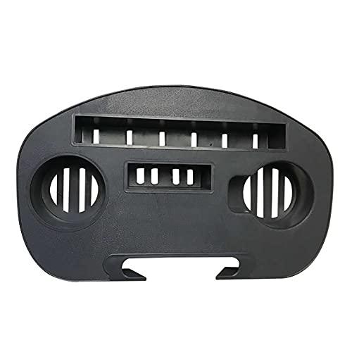 Bandeja universal para silla de gravedad cero ANCLLO - Portavasos grande de gravedad cero, clip grande para sillones de gravedad cero con ranura para dispositivo móvil