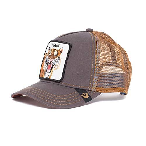 Goorin Tiger - Gorra, color marrón marrón Talla única