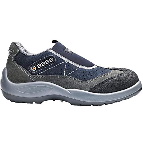 Base B440-S1-T40/6,5 - B440 Zapato Titan.Lycra Azul S1-T40/6,5