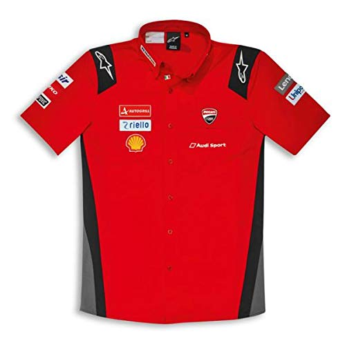 Ducati Replica MotoGP Herren Hemd 2019 Größe M