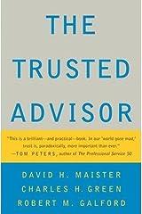 [(The Trusted Advisor )] [Author: David H. Maister] [Nov-2000] Hardcover