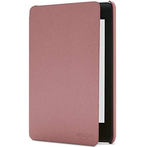 Amazon Kindle Paperwhite-Lederhülle, kompatibel mit der 10.Generation (2018), Lila