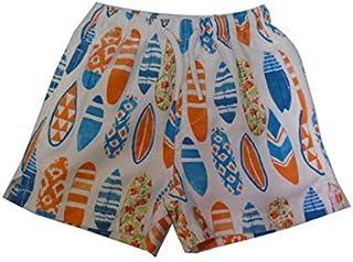 INGEAR Little Boys Quick Dry Beach Board Shorts Kids Swim Trunk Swimsuit Beach Shorts with Mesh Lining (Surfboards 4/5) [並行輸入品]