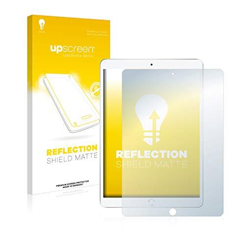 upscreen Entspiegelungs-Schutzfolie kompatibel mit Apple iPad Air 2019 (3. Generation) – Anti-Reflex Bildschirmschutz-Folie Matt