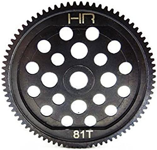Hot Racing SECT881 Super Duty Steel 48p 81t Spur Gear - ECX 2wd by Hot Racing