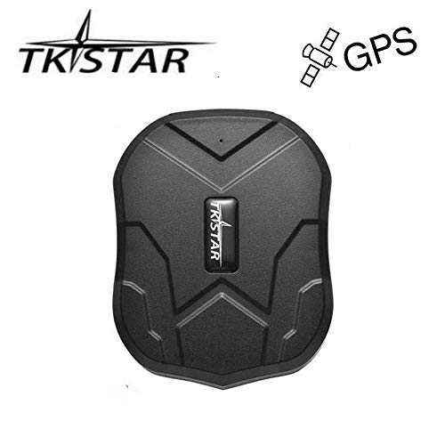 TKSTAR GPS Tracker,GPS Tracker for Vehicles Waterproof...