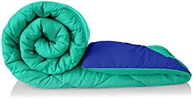 Amazon Brand - Solimo Microfiber Reversible Comforter