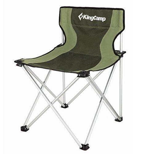 KingCamp | Silla plegable para camping, playa, acampada