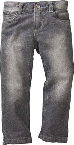 Golden Lutz® Kinder Jungen Jeans, Slim Cut Street Move (Denim Grey, Gr. 92) | LUPILU