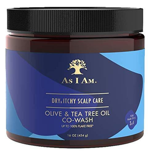 DRY & ITCHY aceite de oliva y árbol de té