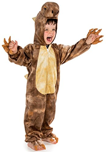 Pretend to Bee Natural History Museum Stegosaurus Fancy Dress Costume (Official Licensed) 5 - 7 Years