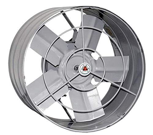 Venti-Delta Exaustor 30 cm 220 V Axial Industrial, 803002, 180 W, Cinza