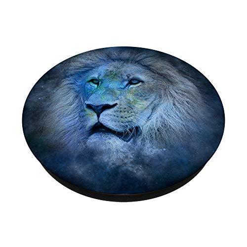 Horoskop Astrologie Tierkreis Löwe Telefon Zubehör - PopSockets Ausziehbarer Sockel und Griff für Smartphones und Tablets