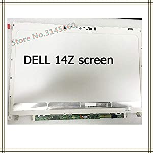 Lysee Laptop LCD Screen - 14.0 inch LCD Screen Panel Display Matrix Replacement Parts LP140WH6-TJA1 For Dell XPS 14Z 1366x768 40 pins WXGA - (Display Size: 14