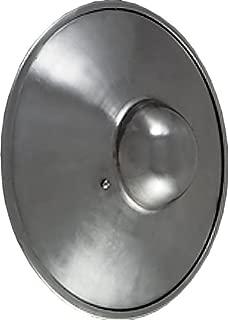 GDFB AB0116 Plain Steel Buckler, 9