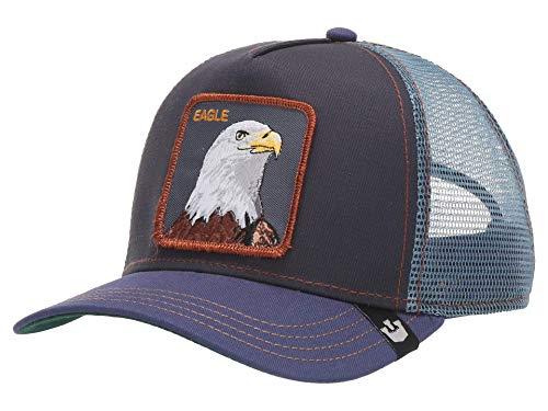 Goorin Bros. Trucker Cap Flying Eagle Dunkelblau, Size:ONE Size