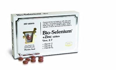 Pharma Nord Bio Selenium and Zinc 360 Tablets by Pharma Nord