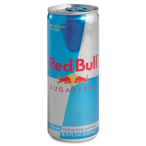 RDBRBD122114 - Red Bull Sugar Free Energy Drink