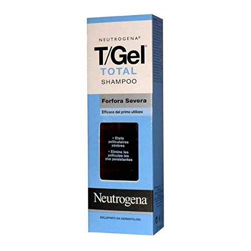 Neutrogena T/Gel Total Champú - 125 ml.