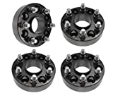 4pcs 2' Hubcentric 6x135 Wheel Spacers | 14x2 Studs | 87.1mm Hub Bore | Fits Ford Expedition F150 Lincoln Navigator Mark LT Adapters