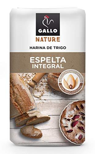 Gallo Nature Harina de Espelta Integral, 1kg