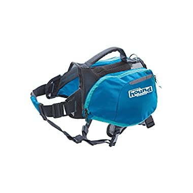 Outward Hound Daypak Dog Backpack Hiking Gear For Dogs by, Large, Blue