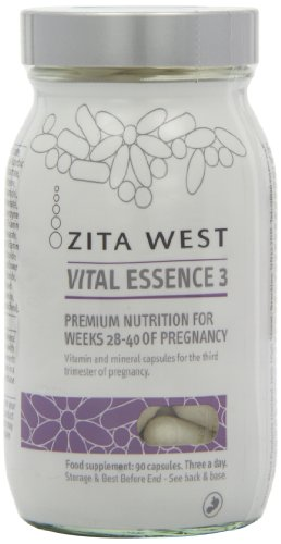 Zita West Vital Essence 3 Multivitamin & Mineral Supplement - 90 Vegecaps