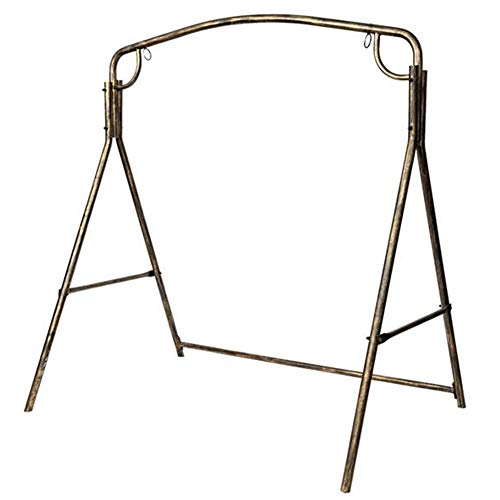 Swing Frame Set, Extra Large Heavy Duty A-Frame Swing Frame Set Metal Swing Stand, Fits for Most Swings - Max Weight 200.03kg