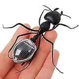 Fliyeong Novedad Solar Powered Walking Ant Niños Divertido Insecto Juguete Educativo Regalo Práctico y Popular