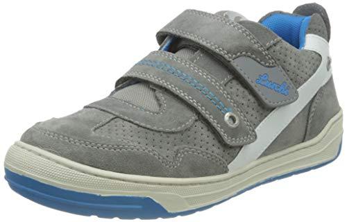Lurchi Bruce Sneaker, Grey CARIBIC, 38 EU