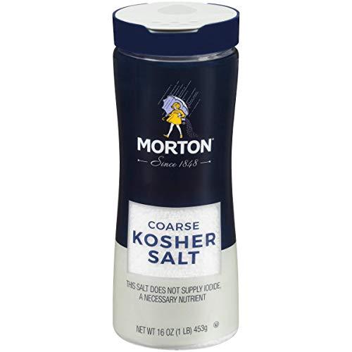 Morton Grobes Koscheres Salz, 453 g (16 oz)