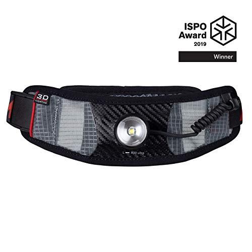 Ultraspire Lumen Collection Waist Light Belt | Lightweight & Water Resistant (Lumen 800 Ultra)