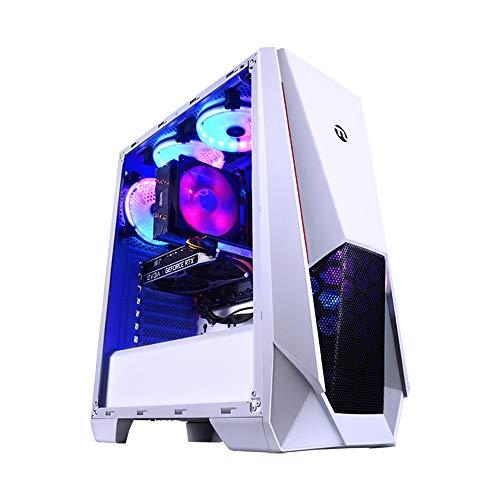 NINGMEI ゲーミング PC デスクトップ パソコン LED ファンカラー選択可能 一年保証【Core i7 9700F / RTX2060 / メモリ16GB / SSD256GB / HDD2TB / Windows10 Home】