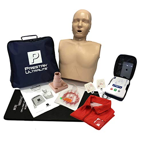 CPR Training Kit w Prestan...