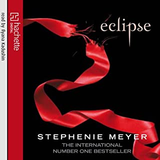 Eclipse: Twilight Series, Book 3 Titelbild