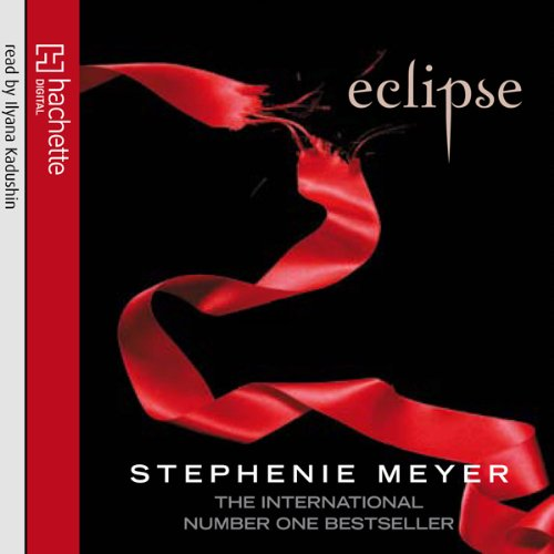 Eclipse: Twilight Series, Book 3 audiobook cover art