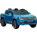 RunRunToys- Volkswagen Amarok 12V Azul, Color (Multimec 4042)