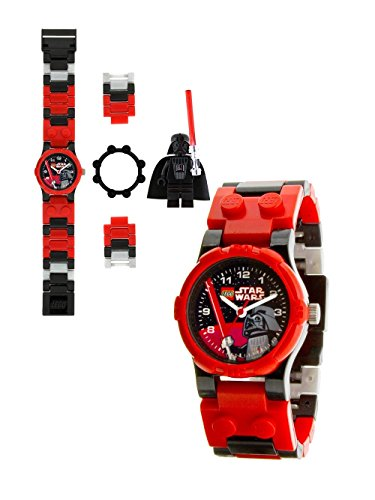 Clic Time CT46125 - Lego Star Wars Kinderuhr - Darth Vader