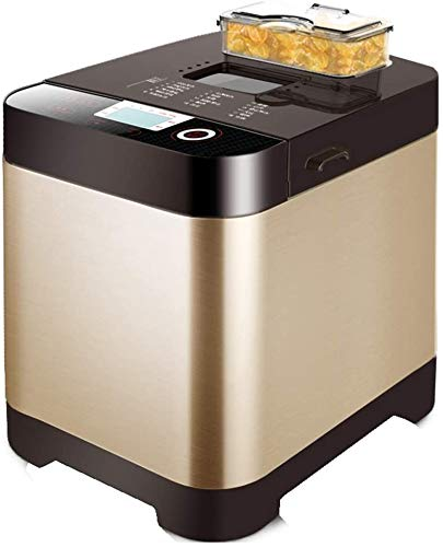 Review Of CattleBie Bread Machine, Compact Fast Breadmaker, Fully Automatic Touch, 450W, LCD Screen,...