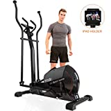 Best Elliptical Machines - SNODE Elliptical Trainer Machine for Home Use Office Review