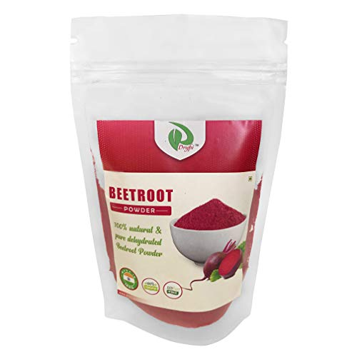 Dryfii Natural Dehydrated Organic Beetroot Powder (1 KG) Pure Vegetarian & Easy Cooking Essential