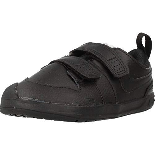 Nike Jongens Unisex Baby Pico 5 (TDV) sneakers, zwart, 26 EU