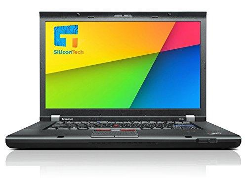 Lenovo ThinkPad T520 15.6 inch LED Laptop (Intel Core i3-2310M, 2.10GHz, RAM 2x2GB, HDD 320GB, DVD+-RW DL, Window 7 Proffessional)