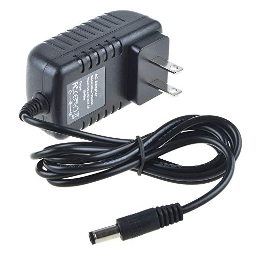 SLLEA 9V AC/DC Adapter for Model WJ-Y350900300D WJ-Y3509003000 WJY350900300D WJY3509003000 Fits Konica Rechargeable Mini Drill Nail File ATL DC 2.4V 0.5A 2.4VDC - 9VDC Power Supply Charger
