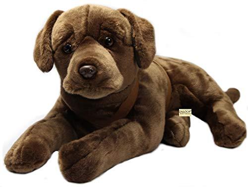 Zaloop Labrador braun ca.67 cm Plüschtier Kuscheltier Stofftier Plüschhund 158