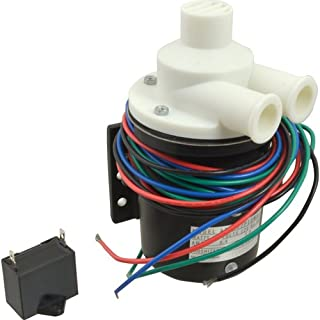 HOSHIZAKI AMERICA INC Water Pump Motor Assembly 120V, Includes Run Capacitor and Wire Leads 32144A01