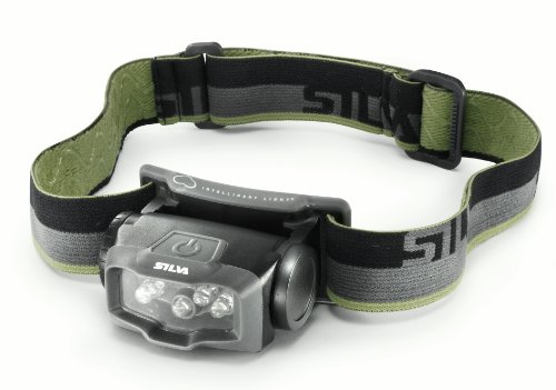 Silva Stirnlampe Headlamp Ranger Pro, Grün, One size, 30-0000037242-2