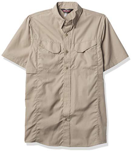 7 camicie uomo Tru-Spec Men' s Lightweight 24–7Campo Camicia Manica Corta