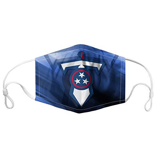 N / A Rugby, OutdoorSport, Sonnenschutzmaske für Männer, Antibeschlag und staubdichte Waschmaske