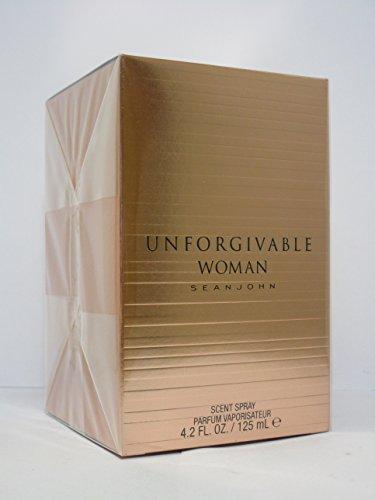 Unforgivable by Sean John Women's Eau De Parfum Spray 4.2 oz - 100% Authentic